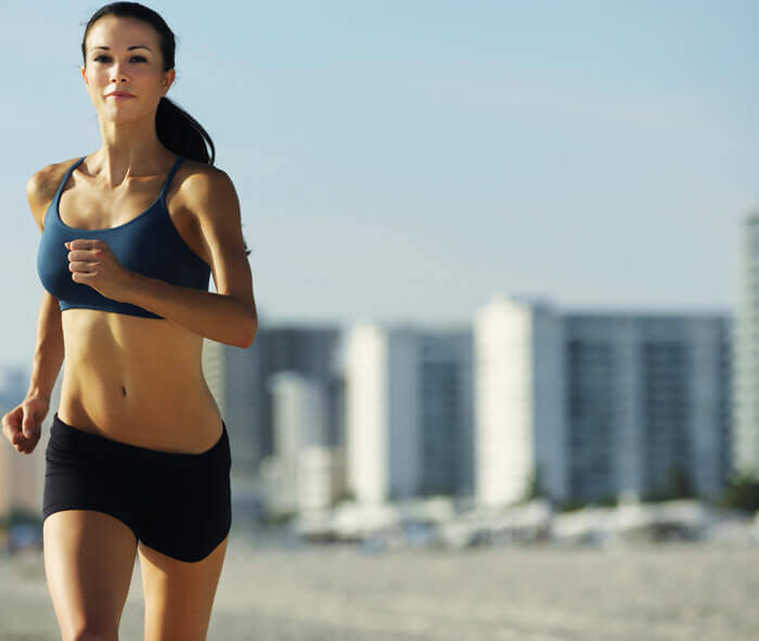 бег чтобы похудеть