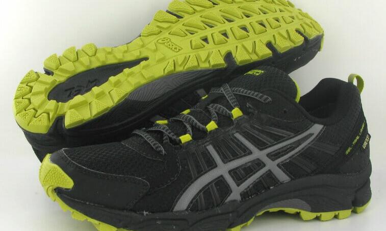 Женские и мужские зимние кроссовки для бега Asics Trail Lahar 4