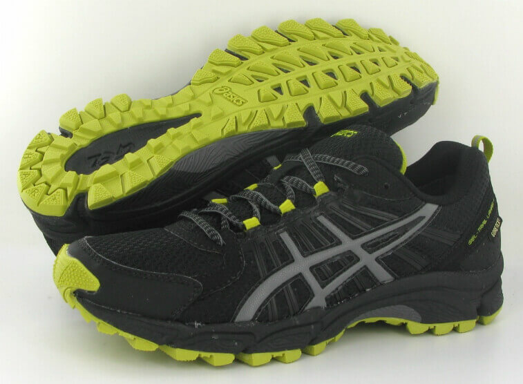 ab0c2a44 Женские и мужские зимние кроссовки для бега Asics Trail Lahar 4