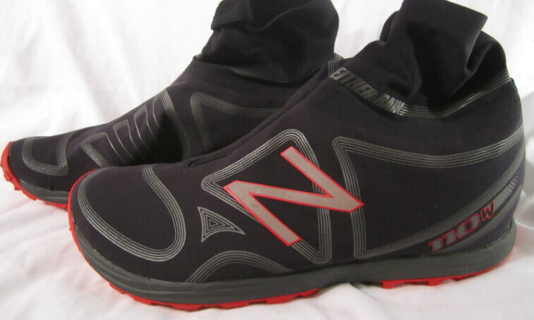 Женские и мужские зимние кроссовки для бега New Balance 110 Boot