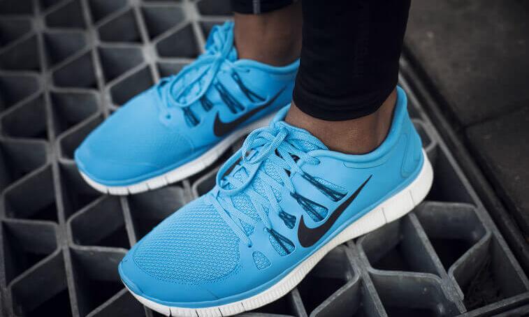 Женские и мужские зимние кроссовки для бега Nike Free 5.0 Shield