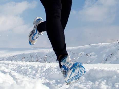 в чем бегать по холоду