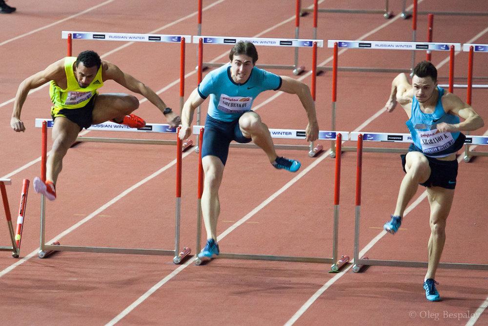 барьерный бег упражнения