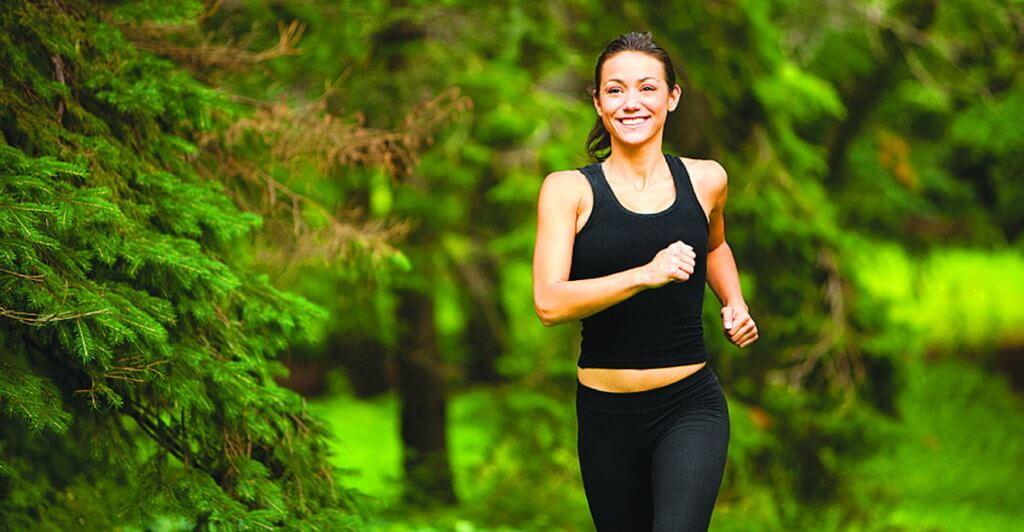 бег и похудение убрать живот