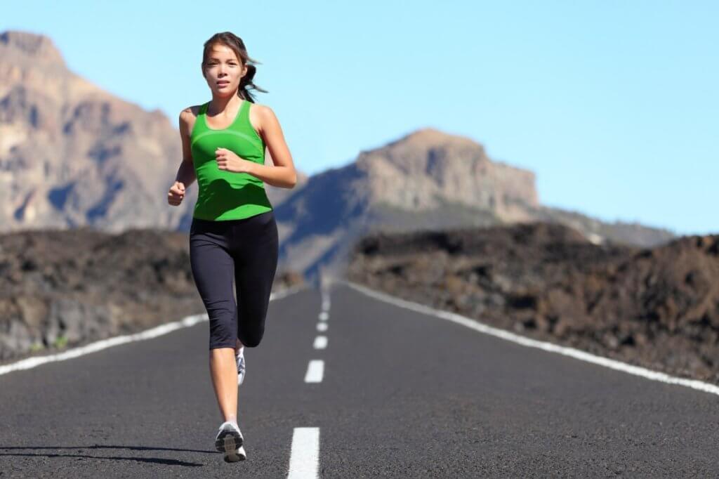 бег для осанки