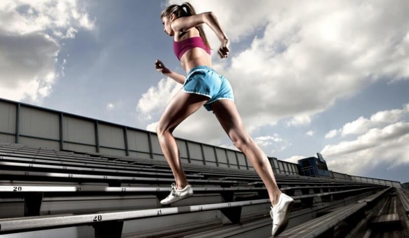 бег помогает похудеть в ногах
