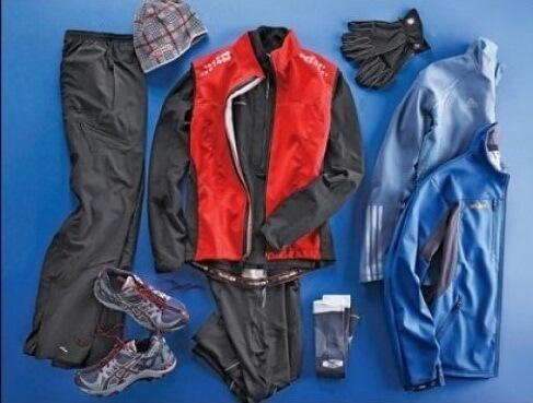 подборка одежды на осень