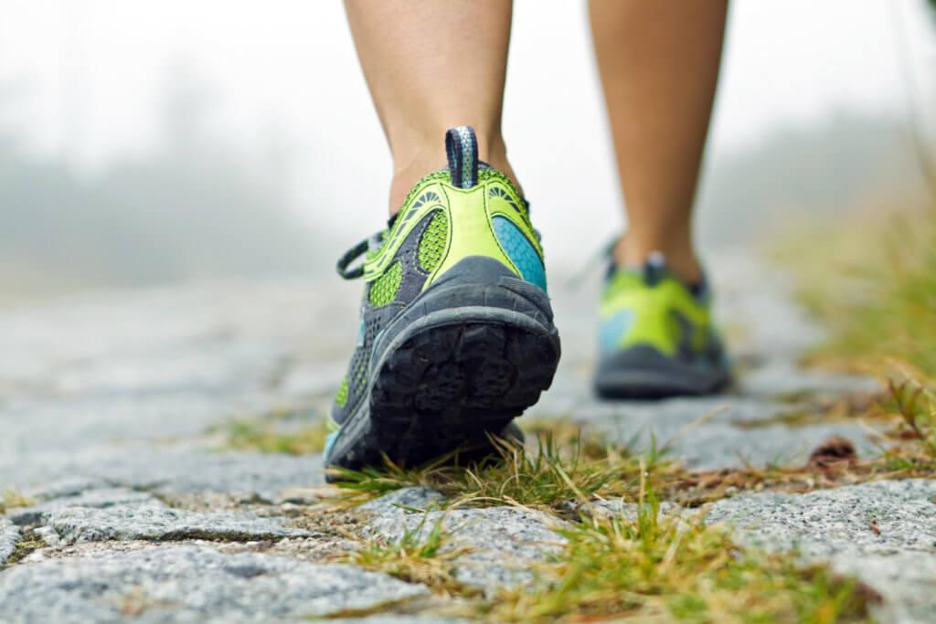 что эффективнее для похудения бег или ходьба