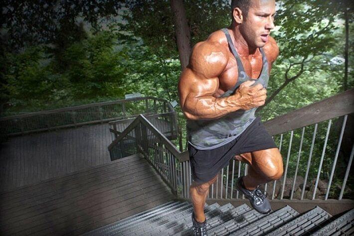 как совмещать бег и бодибилдинг