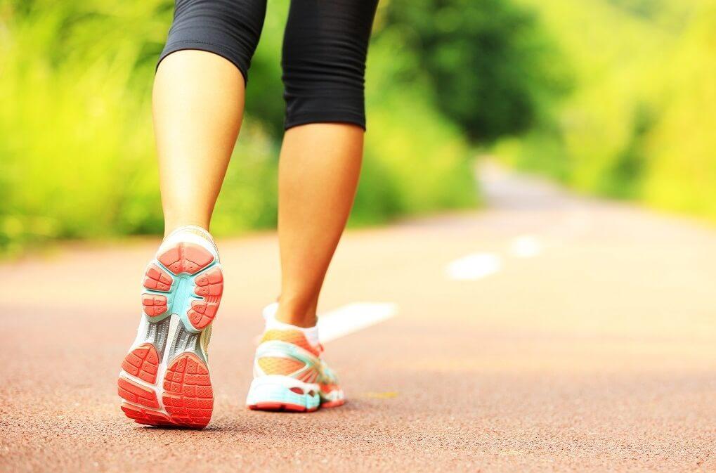 характеристика ходьбы и бега