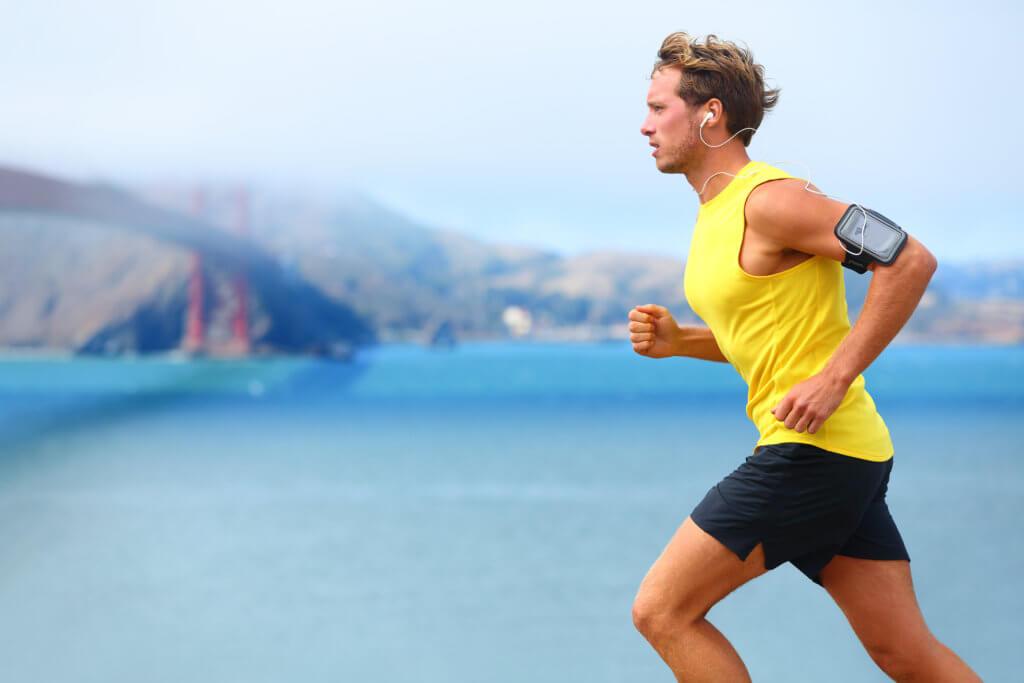 полезен ли бег для потенции