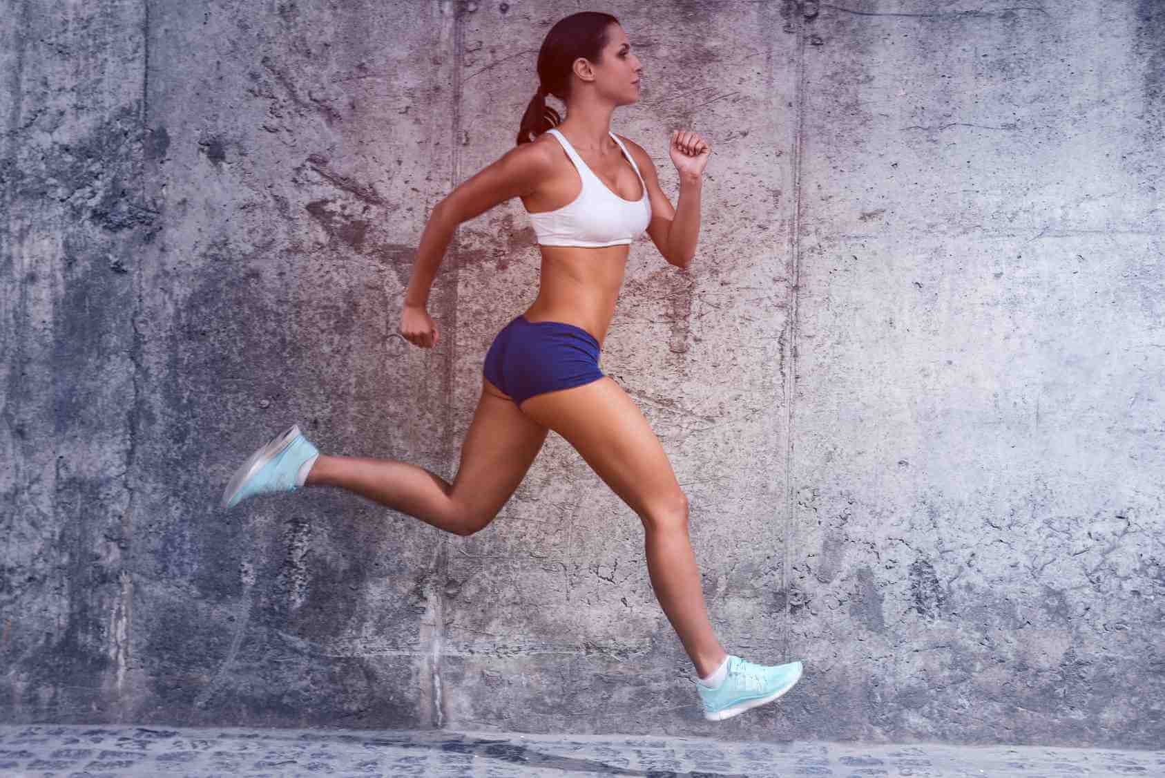 бег на 60 метров техника выполнения