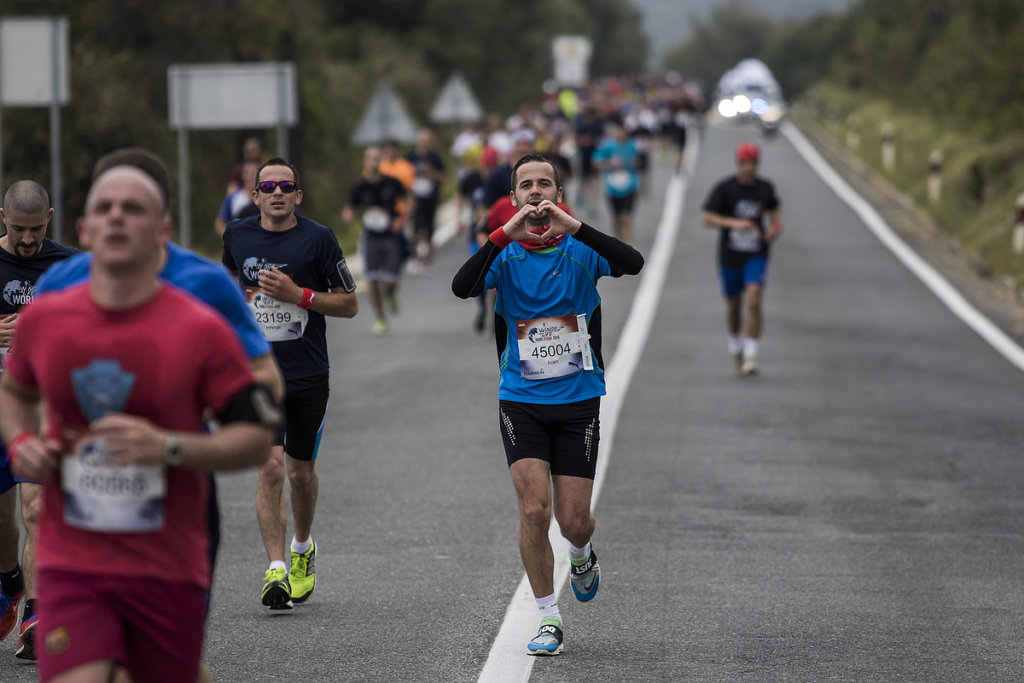 тренировка бега на средние дистанции