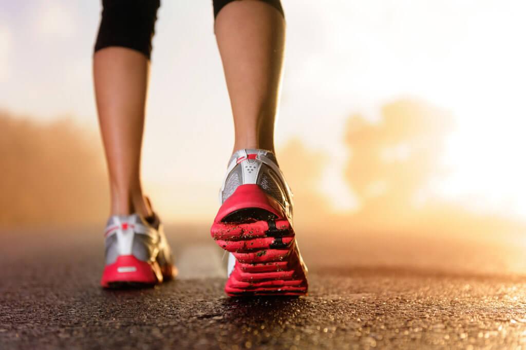 что лучше быстрая ходьба или бег