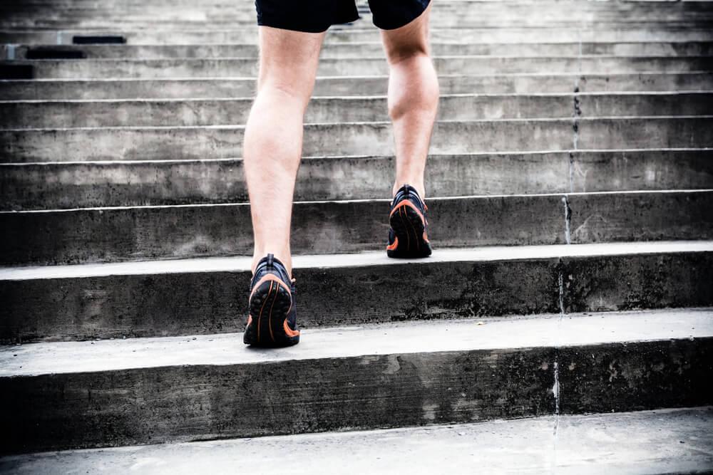 что дает бег по лестнице