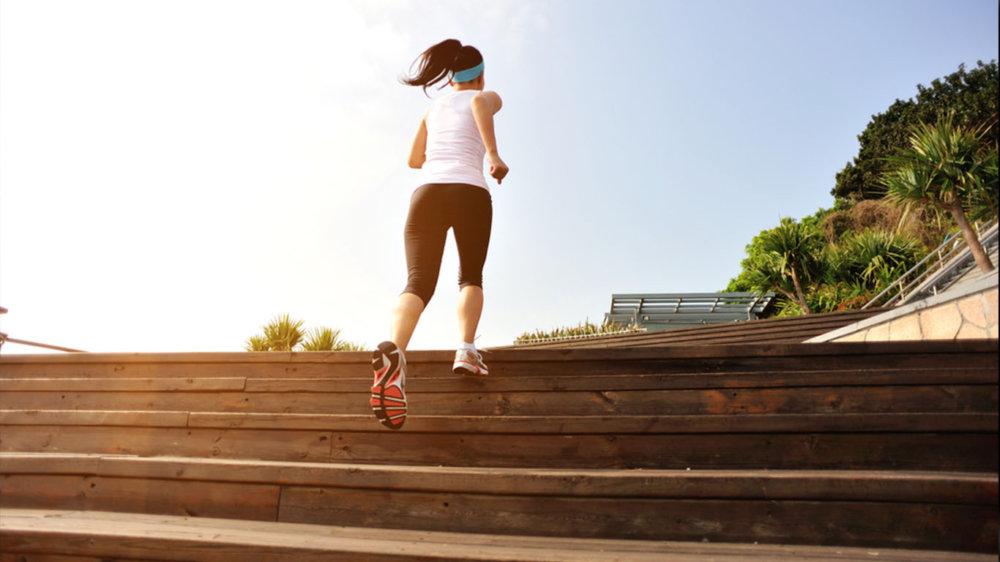 какие задействованы мышцы при беге