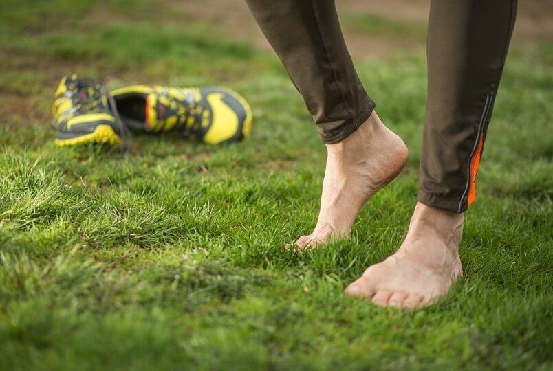 бег и плоскостопие
