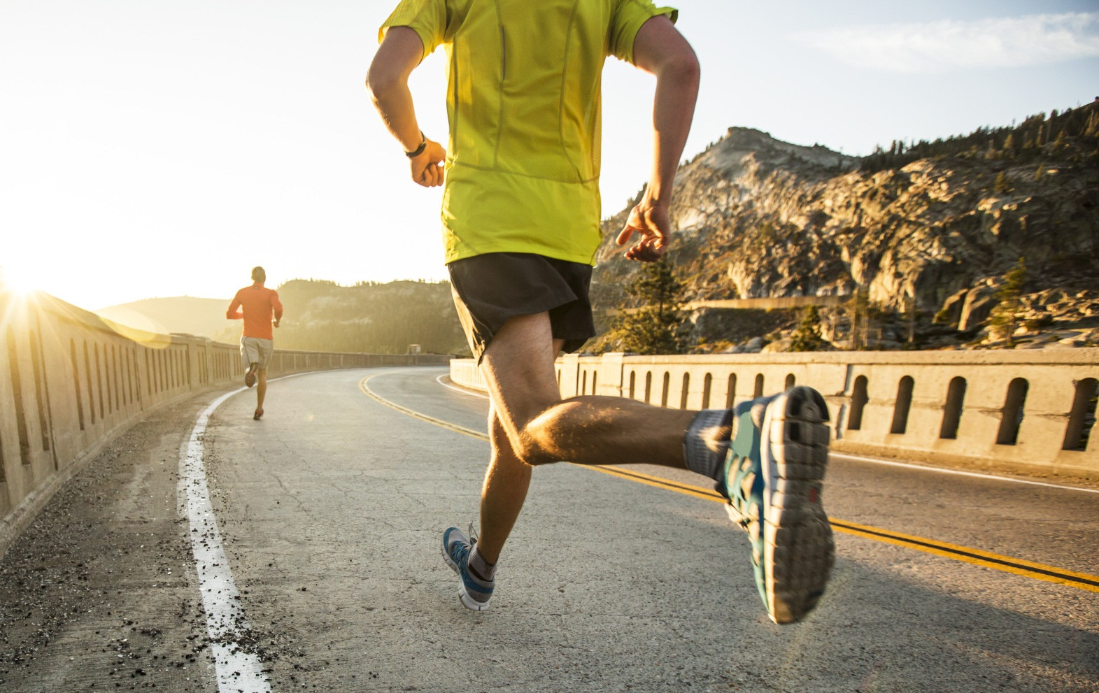 бег на 3 км норматив