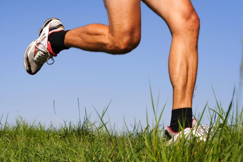 правильный бег для мышц