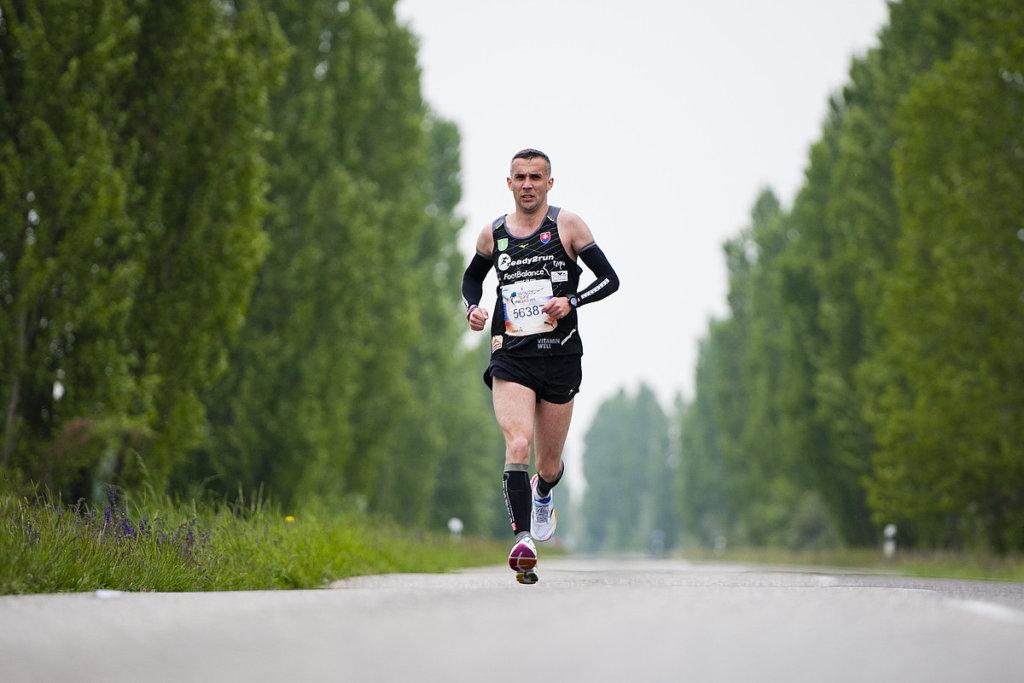 дыхание при беге на длинные дистанции