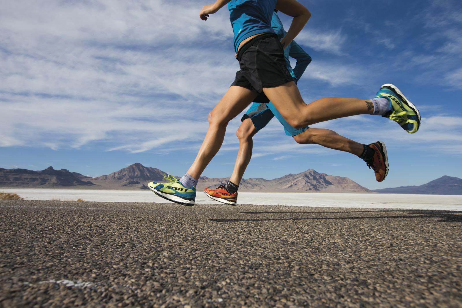 как правильно бегать длинные дистанции