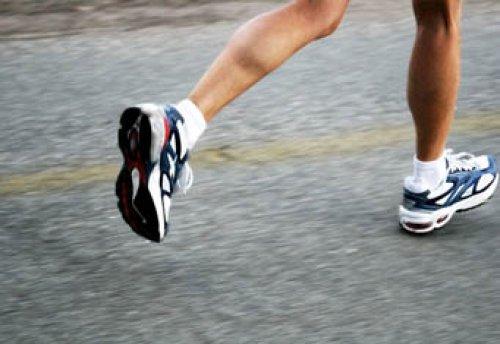 бег на дистанцию 3 км