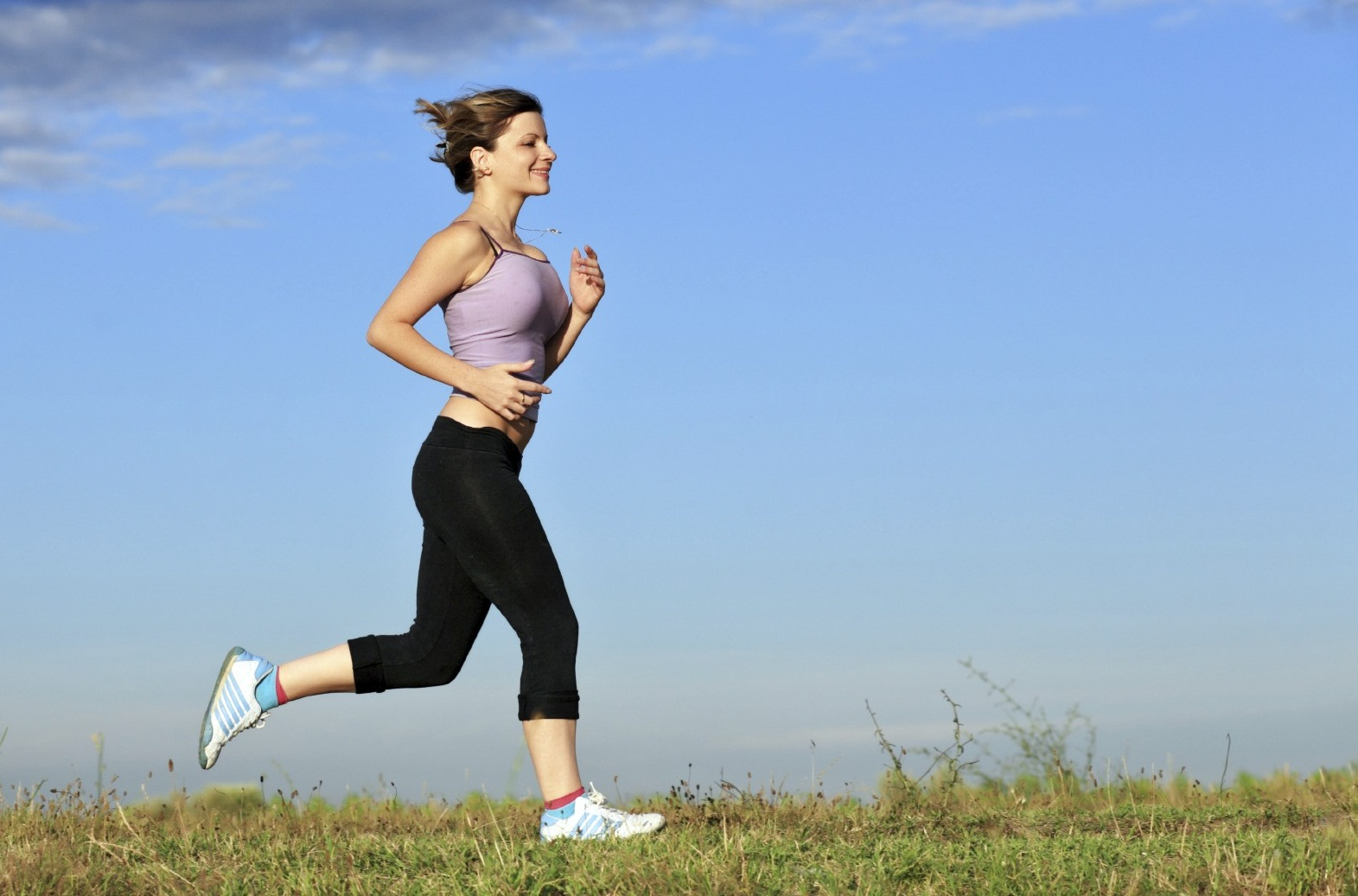 как развить выносливость в беге