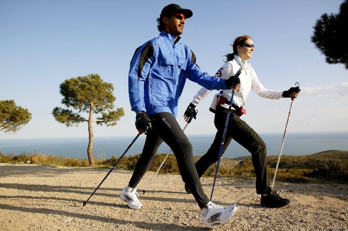 различные виды ходьбы и бега