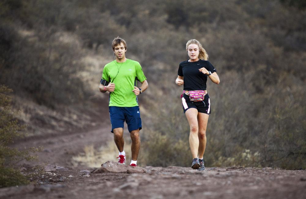 бег как отдых