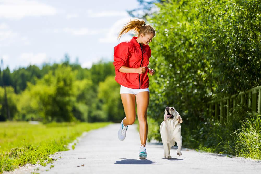 бег от стресса