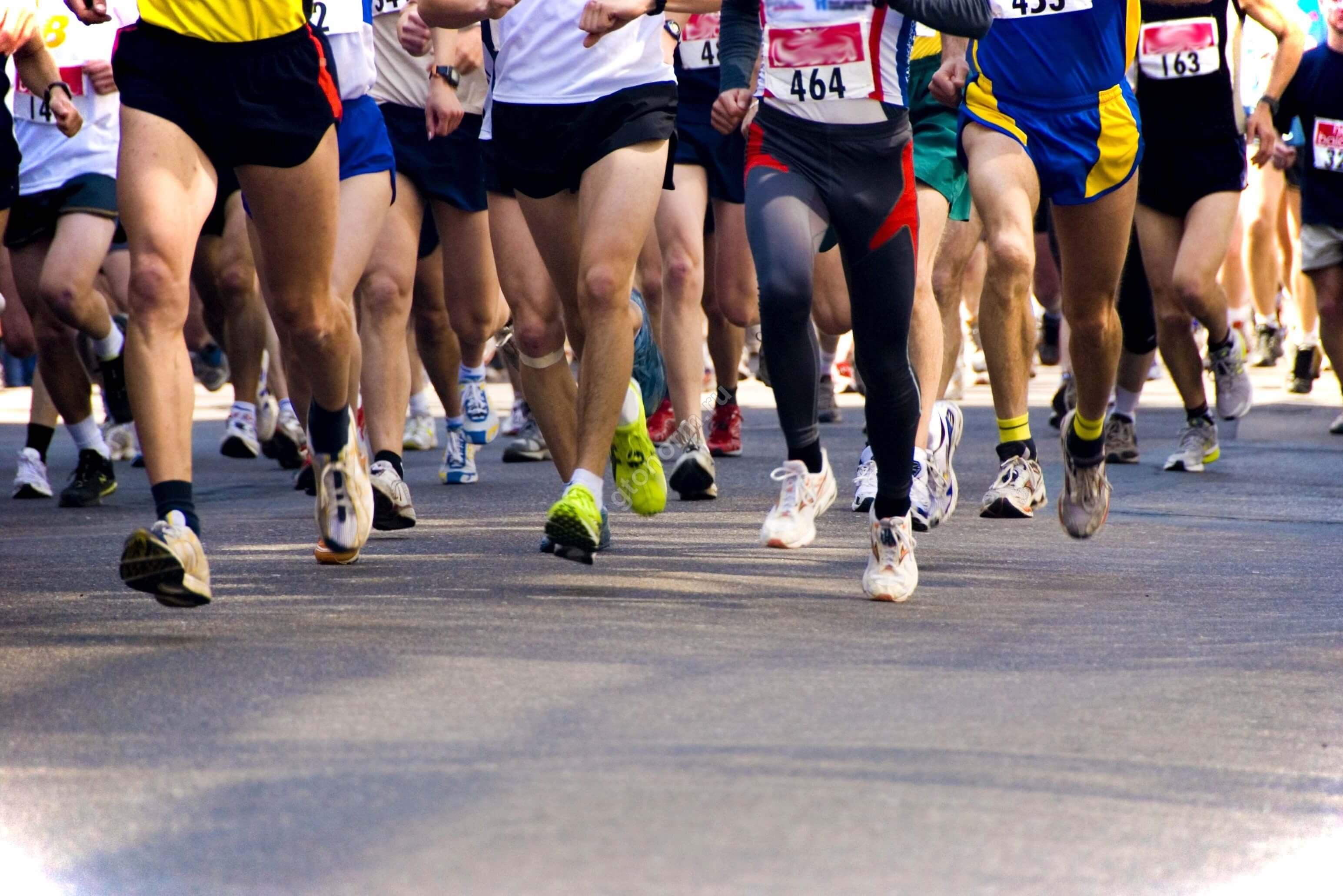 бег на 2 км норматив