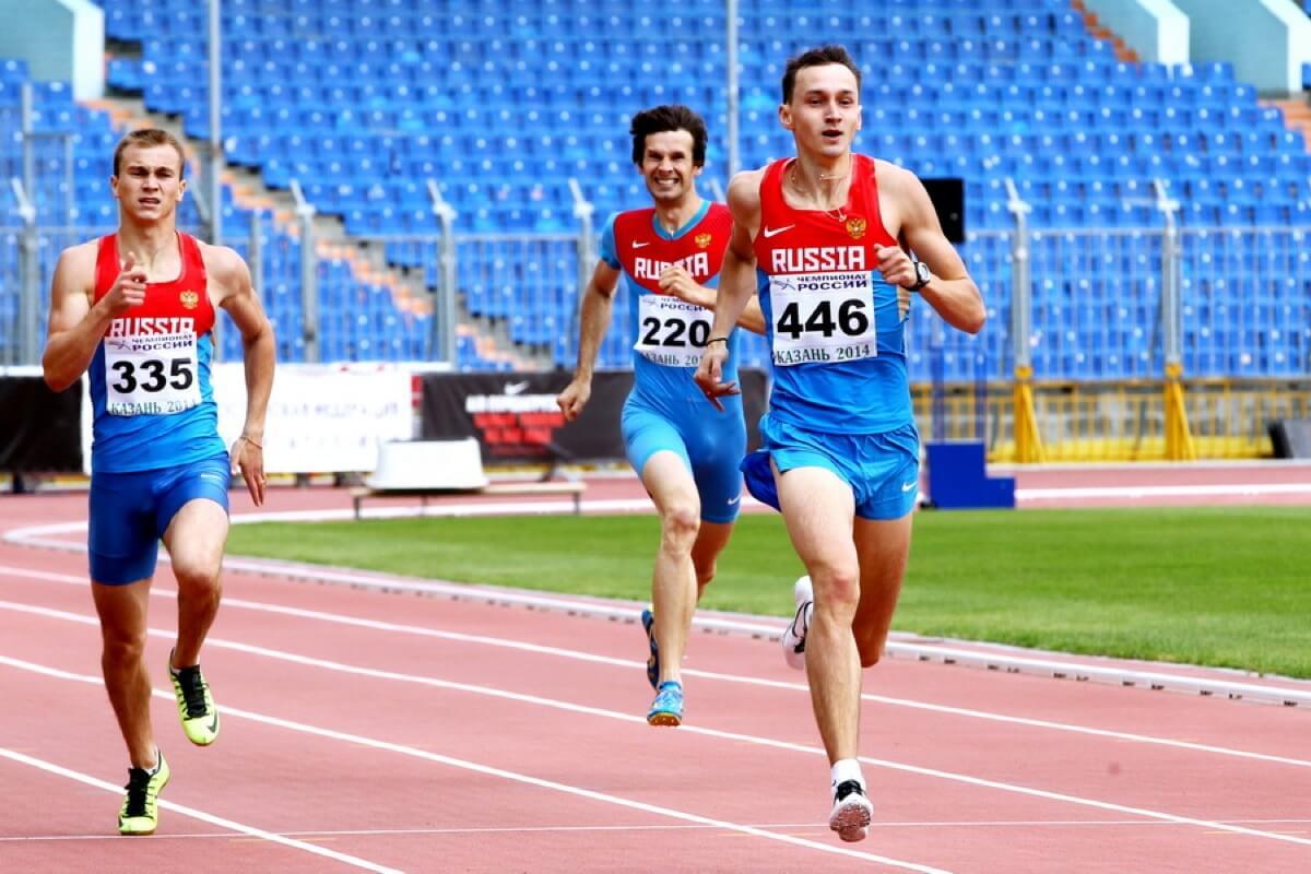 бег на 400 метров норматив