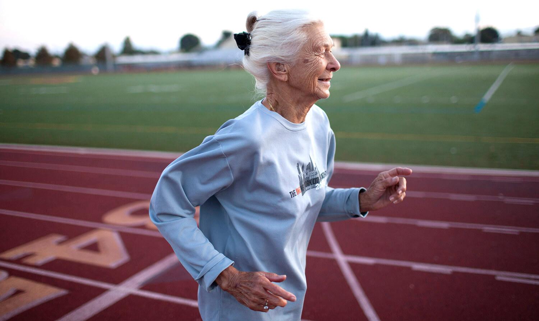 польза бега тем кому 50 лет