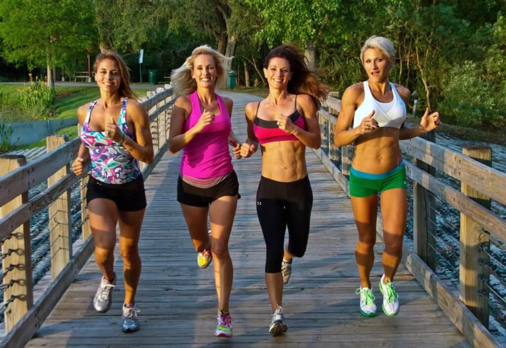 помогает ли бег от целлюлита