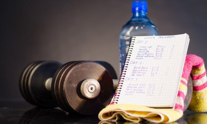 дневник тренировок онлайн