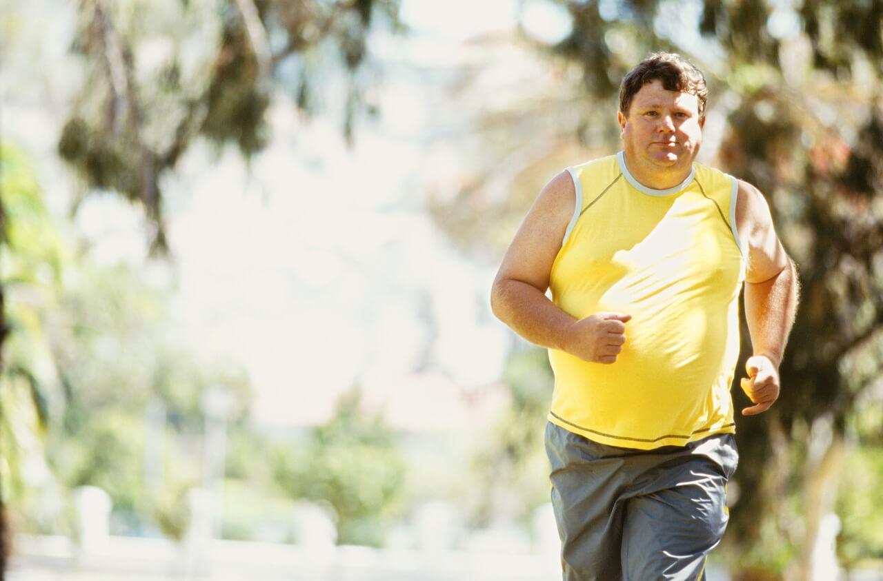 интервальный бег для сжигания жира