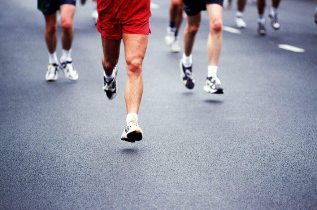 подготовка бегунов на 400 метров