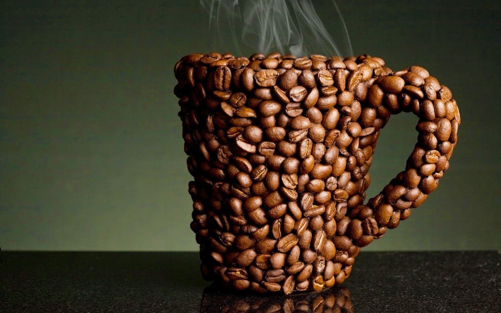 кофе перед бегом