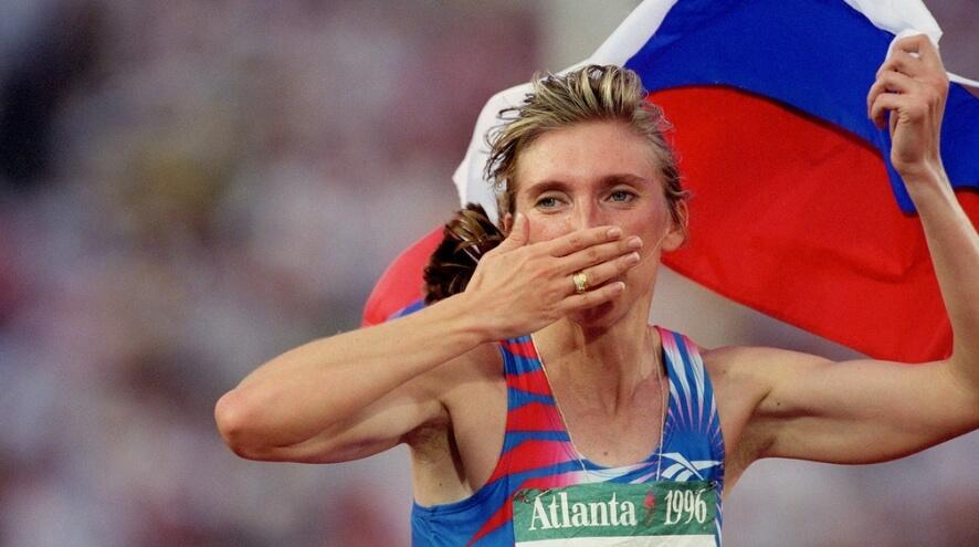известные русские спортсмены