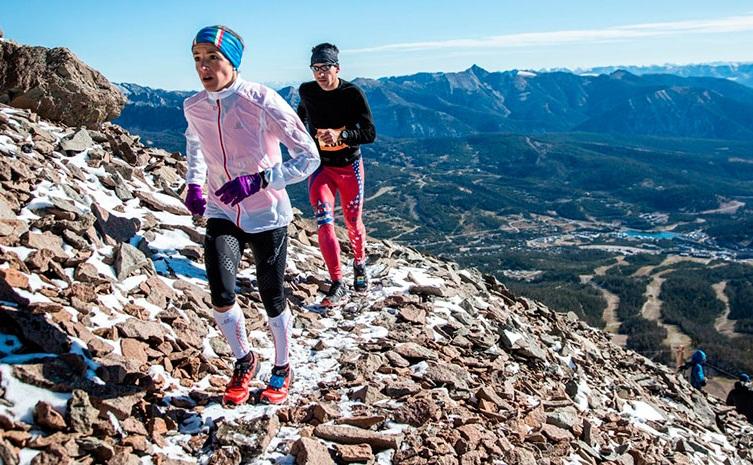 ходьба в гору или бег