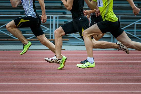 бег виды бега дистанции