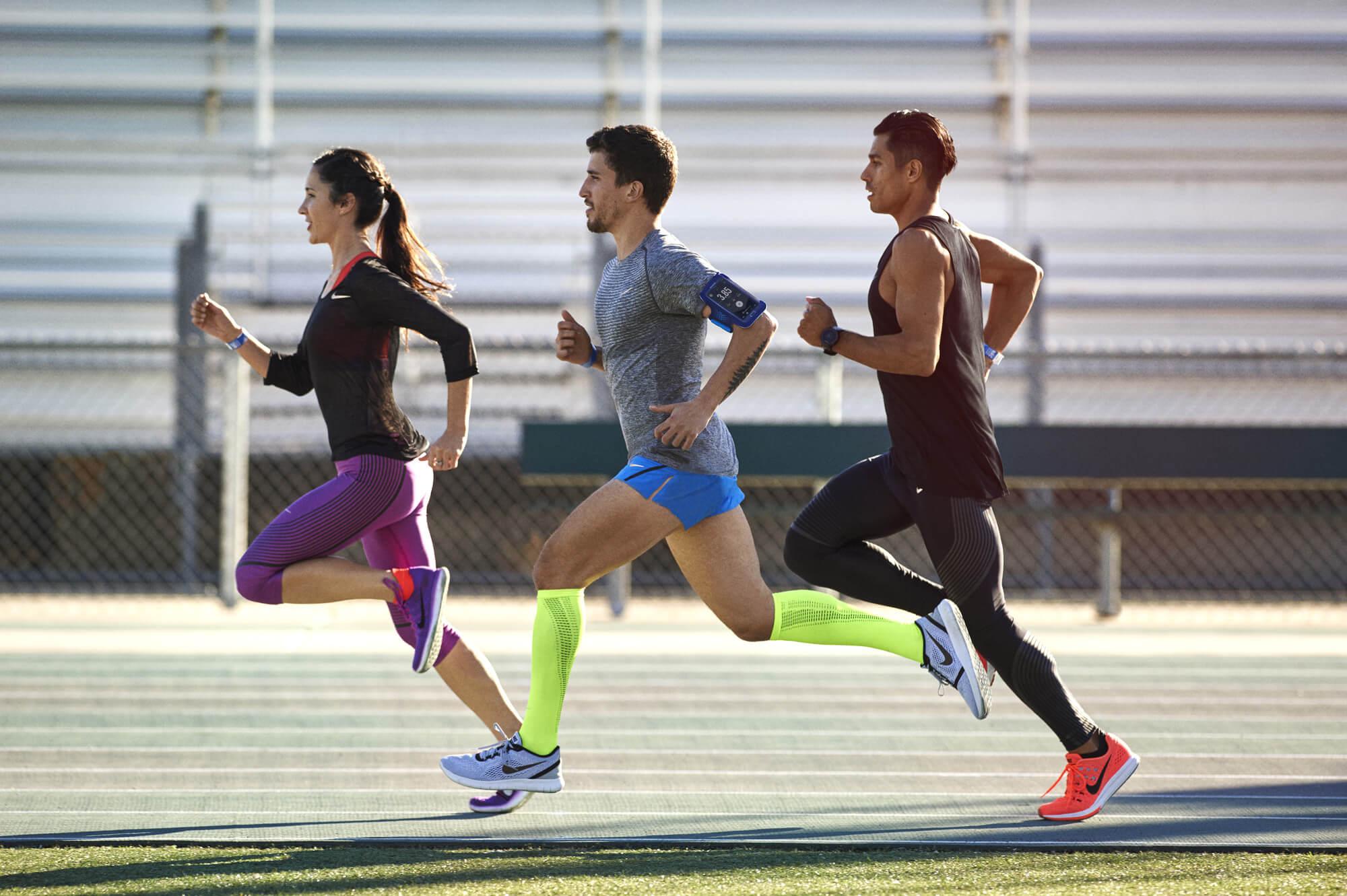 бег для энергии
