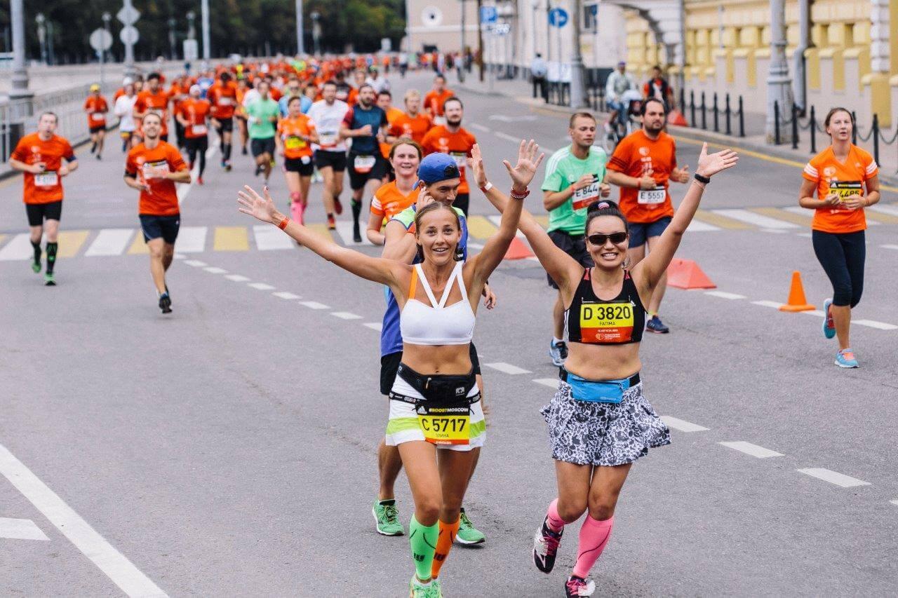 Картинки по запросу московский марафон