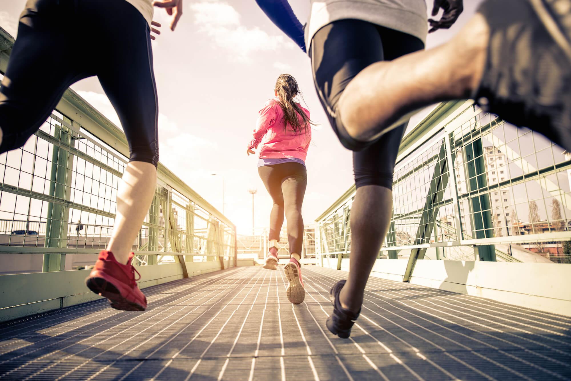 что такое энергичная ходьба
