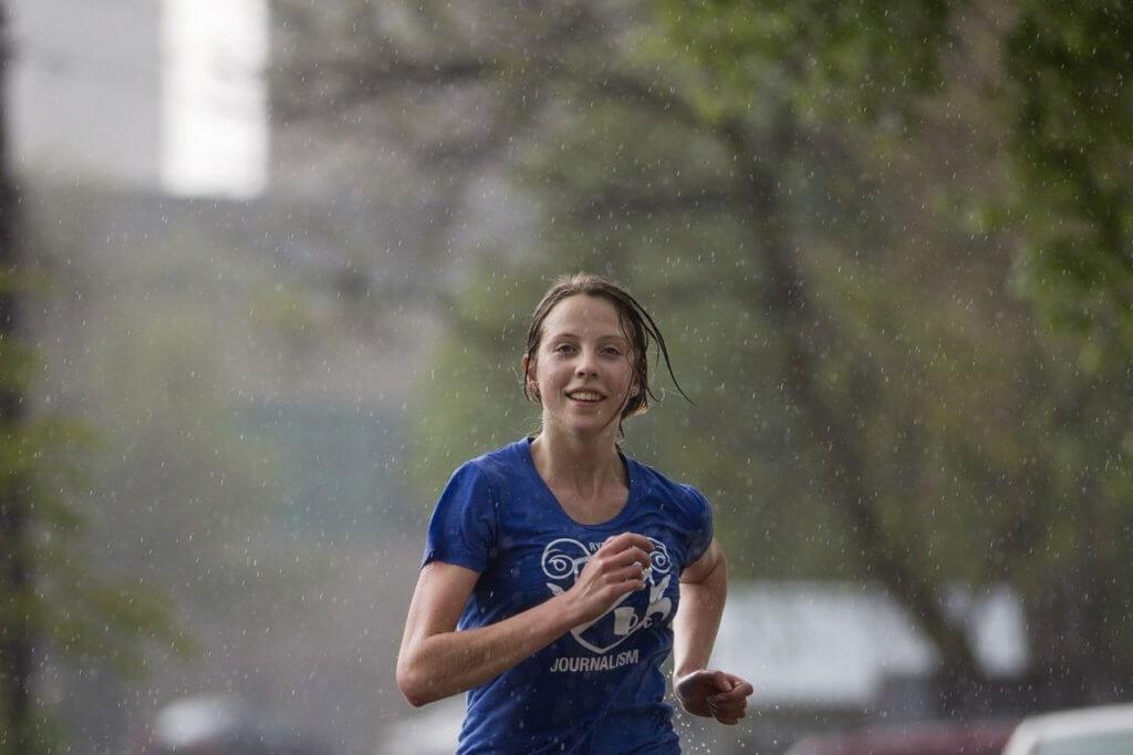 контрастный душ после бега