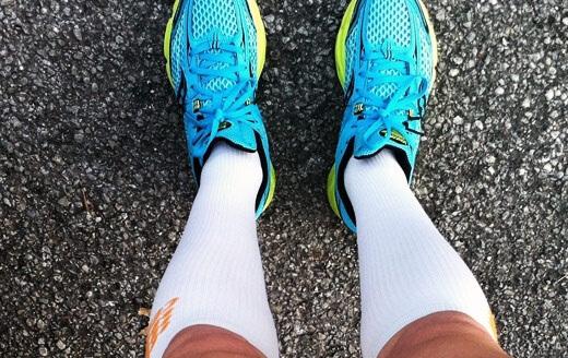 лучшие носки для бега