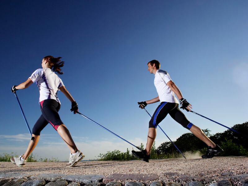 ходьба для укрепления здоровья