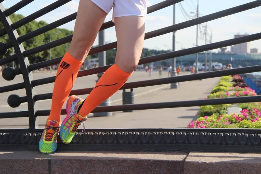 спортивные носки для бега