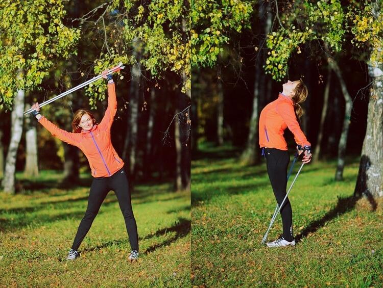 скандинавская ходьба с палками противопоказания