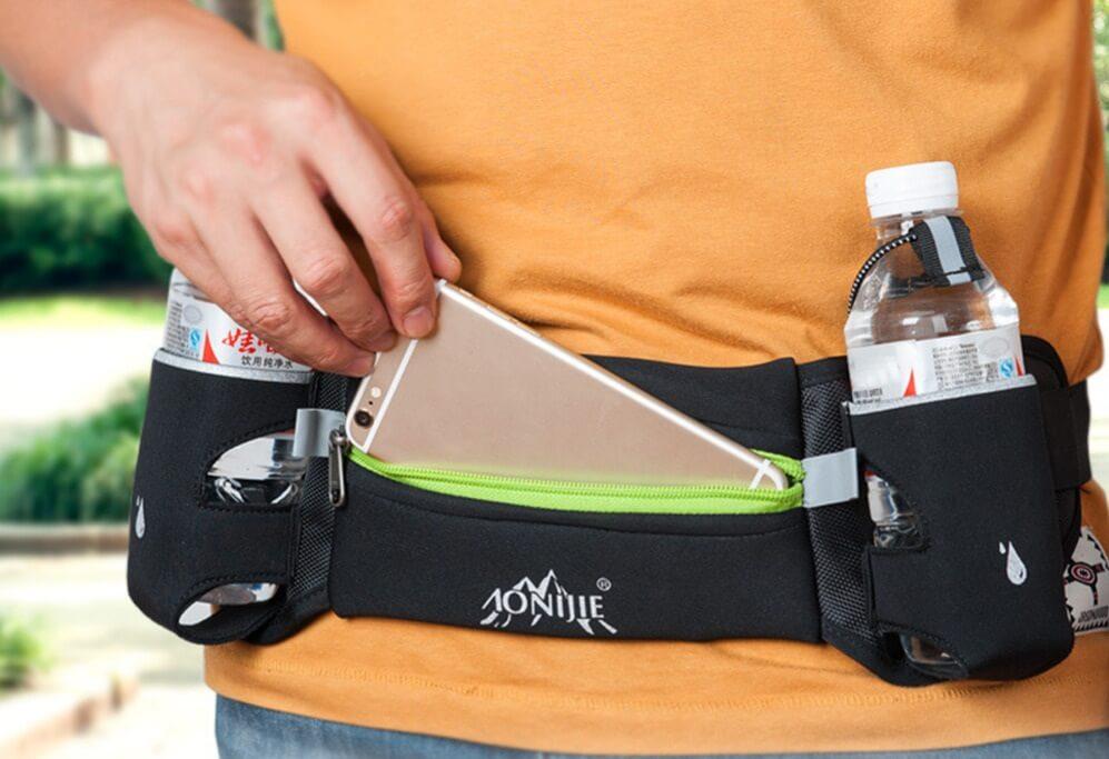 пояс сумка для бега